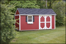 hampton roads custom shed builders