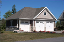 virginia custom detached garage builders